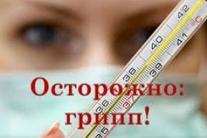 Грипп и острые респираторные инфекции.
